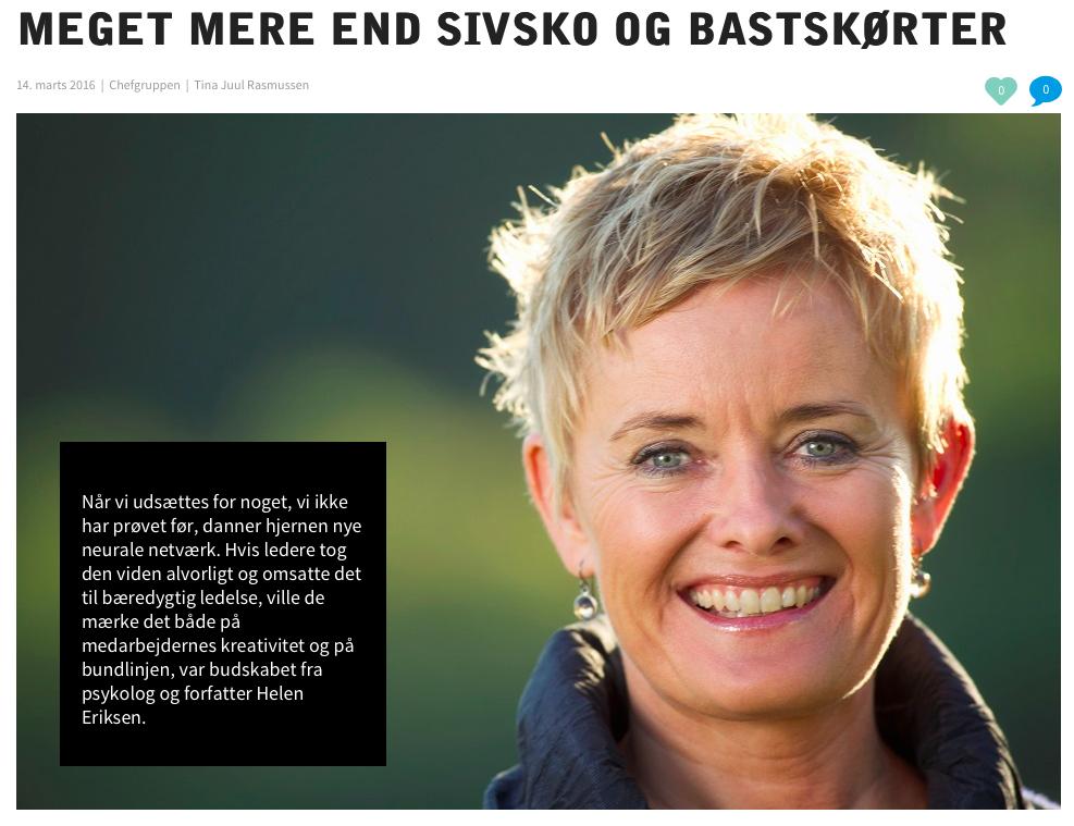 Helen Eriksen artikel